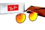 солнцезащитные очки RB 3447 красный