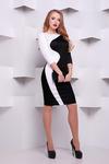 Платье Black and White платье Лоя-2Ф д/р