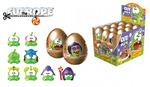 CUT THE ROPE-2 Шоколадное яйцо с сюрпризом 6/24, 20г., Конфитрейд