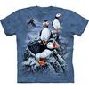 Find 10 Puffins Kids T-Shirt