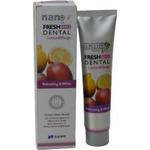 Зубная паста с ионами серебра и натуральными экстрактами фруктов Nano Fresh Dental