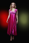 """Ночная сорочка с напылением """"роза"""", размеры 44-50 (арт. 5704)"""