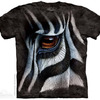 Zebra Eye Kids T-Shirt