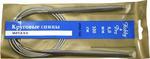 Спицы круговые на метал. тросике №6, 0, 100см H&P 7700504 (сталь)
