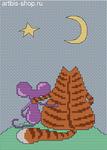 """Набор для вышивания """"Мечтания под луной"""""""
