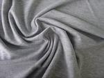 Трикотажная пряжа цвет серый меланж