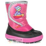 Детские сноубутсы Demar 1505 Snowboarder розовый