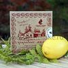 """Природное мыло """"Мед и лимон"""""""