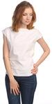 Блузка со спущенным плечом. 14 РАСЦВЕТОК до 58 размера