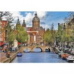 Пазлы 250эл. 340*234 Вокруг света. Амстердам