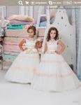 Детское платье 17-640