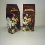 """Домик """"ABIGAIL"""" Чай черный Цейлонский ОРА (Букет роз) 85гр"""