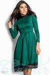 Красивое сдержанное платье 42 44 46