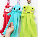 Ультрамягкое детское полотенце