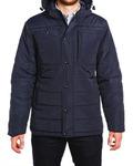 Куртка средней длины на утеплителе 16506