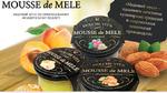"""Ассорти №3 мусс медовый ТМ Dolche Vita """"Mousse de Mele"""" (банан, миндаль, карамель, прополис - 4вида мусса с добавками), 250гр х 8, стекло"""