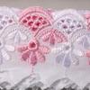 Шитье 168 50мм 8, 8м бело-розовый