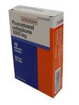Таблетки ratiopharm Paracetamol ratiopharm 1000 mg, 10 табл