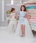 Детское платье 17-710