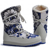 Сапоги женские дутики KB392 Blau KING BOOTS старая цена 2962