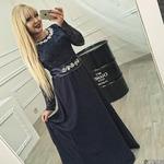Вечернее платье 48 - 50  50 - 52