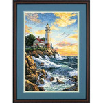 Dimensions Needlecrafts Counted Cross Stitch, Rocky Point