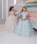 Детское платье 17-709
