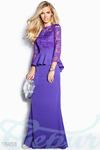 Вечернее платье баска 42 44 46 48