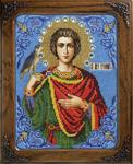 Набор д/вышивания бисер L-113 Св. Трифон (Россия) 19х25 см