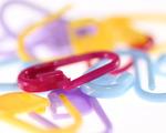 Маркер для вязания с замком (булавка для вязания пластик) ассорти
