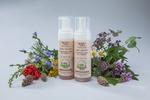 органическая пенка для умывания для зрелой кожи