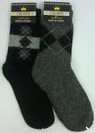 Корона носки мужские ангора ассорти