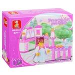 Конструктор М38-В0238 Розовая мечта (35 дет.)   026930