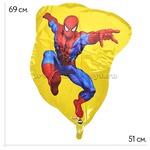 Шар фольгированный Street Человек паук   158342