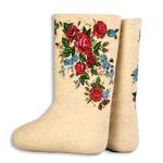 """Валенки женские """"Чайные розы"""" р-р 35-41"""