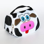 Детская сумка-холодильник для ланчей корова snack pets