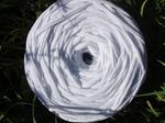 Трикотажная пряжа цвет белый