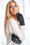 Стильные теплые перчатки