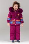 316608, Комплект для девочек, био-пух, зима
