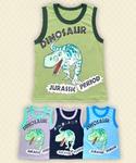 Безрукавка Динозавр накат кулир