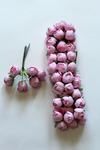 Камелия бутон на веточке ВР-789 св.-розовый Артикул: 16-513