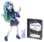 Monster High 13 Wishes Twyla Doll