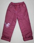 7070- брюки зимние для девочек