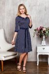 Платье 1166 (трикотаж)