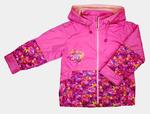 4099- Куртка для девочек на флисе
