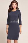 Платья Модель 2213 Темно-синий VITTORIA QUEEN
