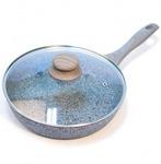 Сковорода Kelli KL-4029-26 с каменным гранитным покрытием