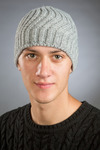 Вязаная шапка (одинарная)