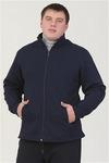 Куртка мужская с рибаной без вышивки