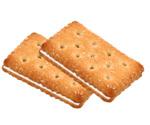 Печенье Лакомка с кремом, 1кг